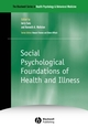Social Psychological Foundations of Health and Illness (0631225153) cover image