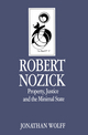 Robert Nozick: Property, Justice and the Minimal State (0745680453) cover image
