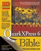 QuarkXPress 6 Bible (0764541153) cover image