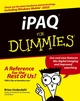 iPAQ For Dummies (0764571753) cover image
