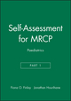 Self-Assessment for MRCP, Part 1: Paediatrics (0865429553) cover image