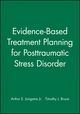 Evidence-Based Treatment Planning for Posttraumatic Stress Disorder, DVD and Workbook Set (1118028953) cover image