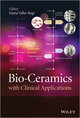 Bio-Ceramics with Clinical Applications (1118406753) cover image