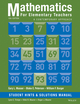 Mathematics for Elementary Teachers: A Contemporary Approach 10e Student Hints and Solutions Manual (1118679253) cover image
