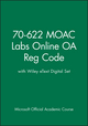 70-622 MOAC Labs Online OA Reg Code with Wiley eText Digital Set