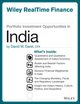 Portfolio Investment Opportunities in India (1118824253) cover image