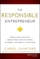 The Responsible Entrepreneur: Four Game-Changing Archetypes for Founders, Leaders, and Impact Investors  (1118910753) cover image
