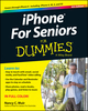 iPhone For Seniors For Dummies, 4th Edition (1118944453) cover image