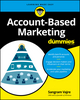 Account-Based Marketing For Dummies (1119224853) cover image