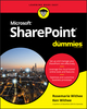 SharePoint For Dummies (1119550653) cover image