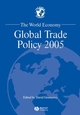 The World Economy, Global Trade Policy 2005 (1405145153) cover image