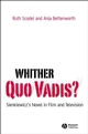 Whither Quo Vadis?: Sienkiewicz's Novel in Film and Television (1405183853) cover image
