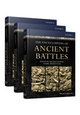 The Encyclopedia of Ancient Battles, 3 Volume Set (1405186453) cover image