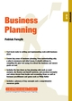 Business Planning: Enterprise 02.09 (1841123153) cover image