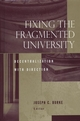 Fixing the Fragmented University : Decentralization With Direction (1933371153) cover image