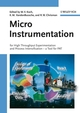 Micro Instrumentation: For High Throughput Experimentation and Process Intensification - a Tool for PAT (3527314253) cover image