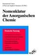 Nomenklatur der Anorganischen Chemie (3527625453) cover image