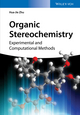 Organic Stereochemistry: Experimental and Computational Methods (3527688153) cover image