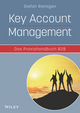 Key Account Management - Das Praxishandbuch B2B (3527813853) cover image