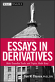 Essays in Derivatives: Risk-Transfer Tools and Topics Made Easy, 2nd Edition (0470086254) cover image