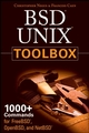 BSD UNIX Toolbox: 1000+ Commands for FreeBSD, OpenBSD and NetBSD (0470387254) cover image