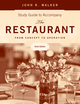 The Restaurant: From Concept to Operation, Study Guide, 6th Edition (0470930454) cover image
