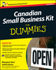 Canadian Small Business Kit For Dummies, 3rd Edition (0470938854) cover image
