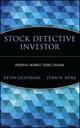 Stock Detective Investor: Finding Market Gems Online  (0471387754) cover image