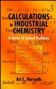 Calculations in Industrial Chemistry: A Series of Solved Problems (0471966754) cover image