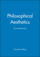 Philosophical Aesthetics: An Introduction (0631180354) cover image