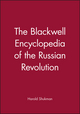 The Blackwell Encyclopedia of the Russian Revolution (0631195254) cover image