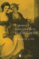 A Feminist Introduction to Romanticism (0631198954) cover image