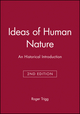Ideas of Human Nature: An Historical Introduction, 2nd Edition (0631214054) cover image