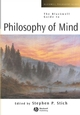 The Blackwell Guide to Philosophy of Mind (0631217754) cover image