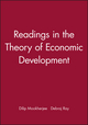 Readings in the Theory of Economic Development (0631220054) cover image