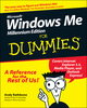 Microsoft Windows Me For Dummies, Millennium Edition (0764507354) cover image