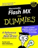 Macromedia® Flash MX For Dummies® (0764508954) cover image