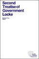 Second Treatise of Government: An Essay Concerning the True Original, Extent and End of Civil Government (0882951254) cover image