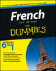 French All-in-One For Dummies, with CD (1118228154) cover image