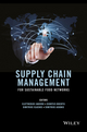 Supply Chain Management for Sustainable Food Networks (1118930754) cover image