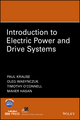 Introduction to Electric Power and Drive Systems (1119214254) cover image