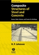 Composite Structures of Steel and Concrete: Beams, Slabs, Columns, and Frames for Buildings, 3rd Edition (1405100354) cover image