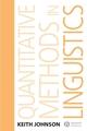 Quantitative Methods In Linguistics (1405144254) cover image