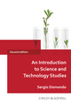 An Introduction to Science and Technology Studies, 2nd Edition (1405187654) cover image