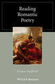 Reading Romantic Poetry (1405191554) cover image