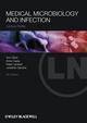 Lecture Notes: Medical Microbiology and Infection, 5th Edition (1444334654) cover image