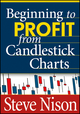 Beginning to Profit from Candlestick Charts (1592804454) cover image