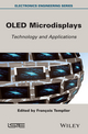 OLED Microdisplays: Technology and Applications (1848215754) cover image