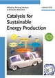 Catalysis for Sustainable Energy Production (3527320954) cover image