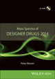 Mass Spectra of Designer Drugs 2014 (3527337954) cover image